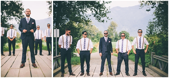 Fraser River Lodge Wedding | Sharalee Prang Photography_691