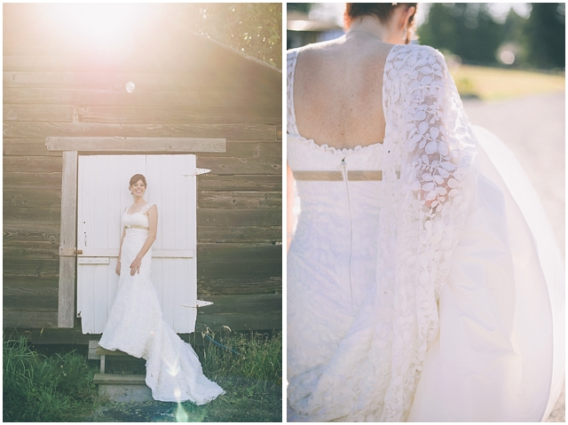 Langley Backyard Farm Wedding | Sharalee Prang Photography_051