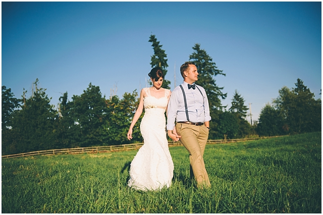 Langley Backyard Farm Wedding | Sharalee Prang Photography_071