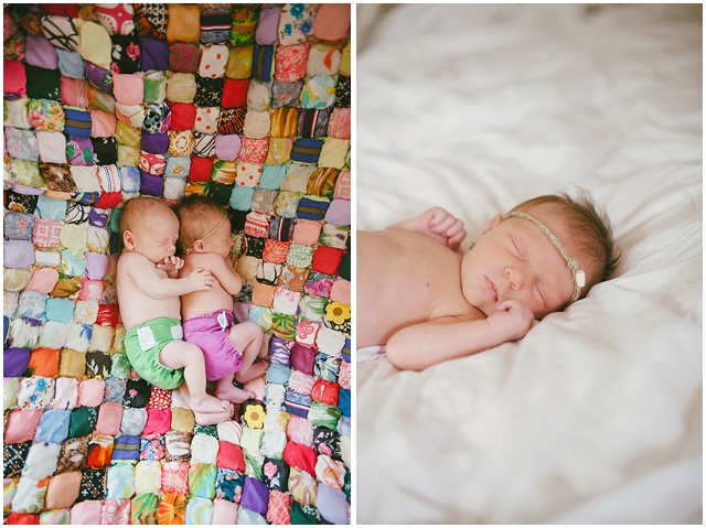 Langley Newborn Twins | Sharalee Prang Photography_251