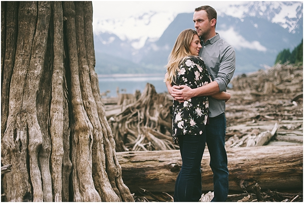 jones lake adventure engagement session | sharalee prang photography_296